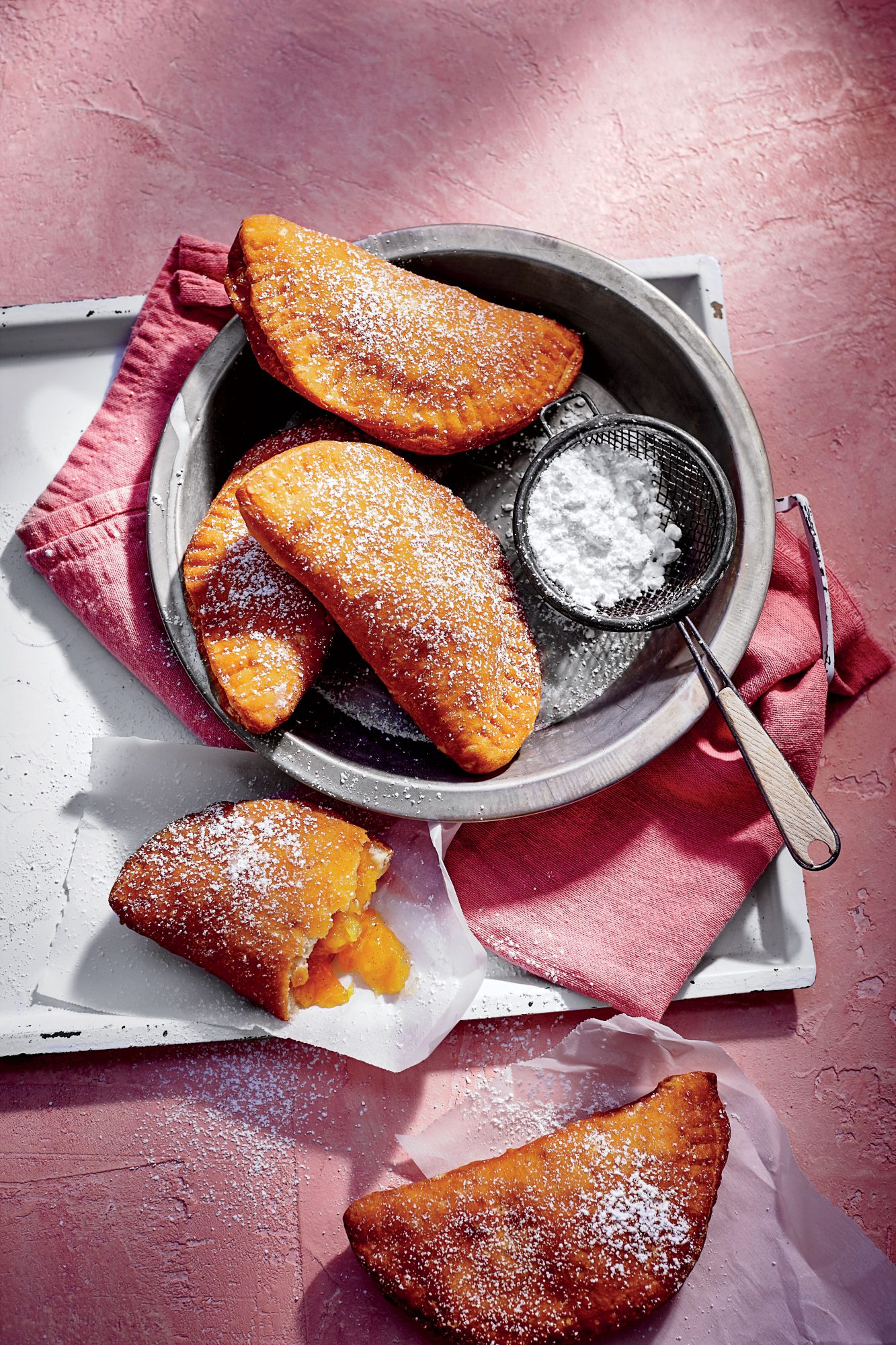 Peach Fried Pies Recipe