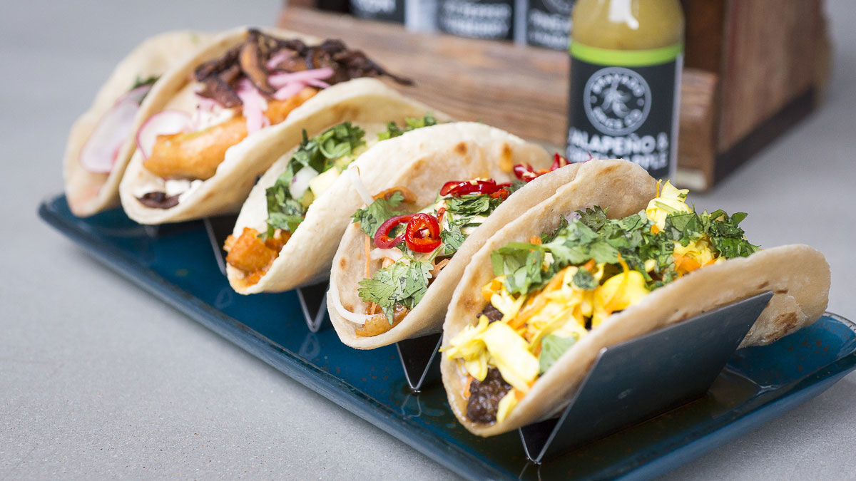 "How to Pair Tacos with the Right Hot Sauce, According to a ""Tacologist"""