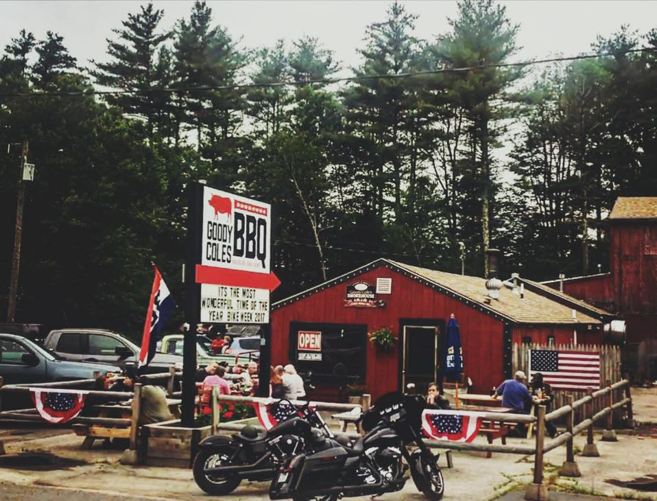 Goody Cole's Smokehouse and Catering Co. in Brentwood, New Hampshire
