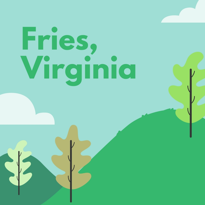 Fries, Virginia