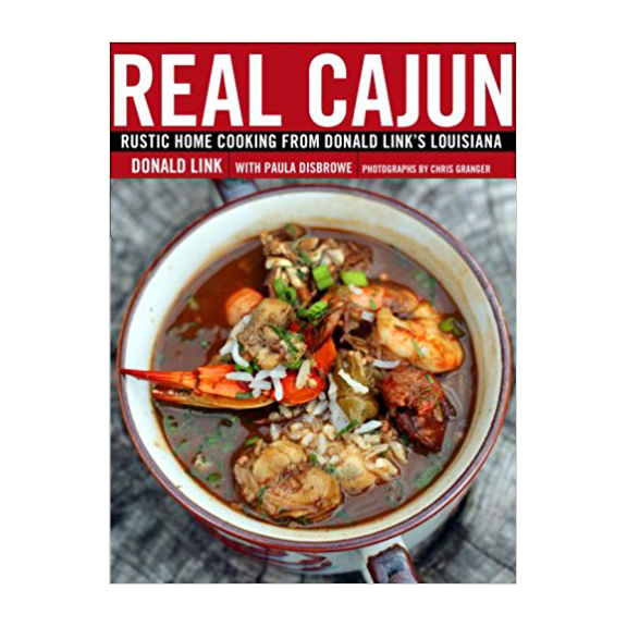 Real Cajun Cookbook