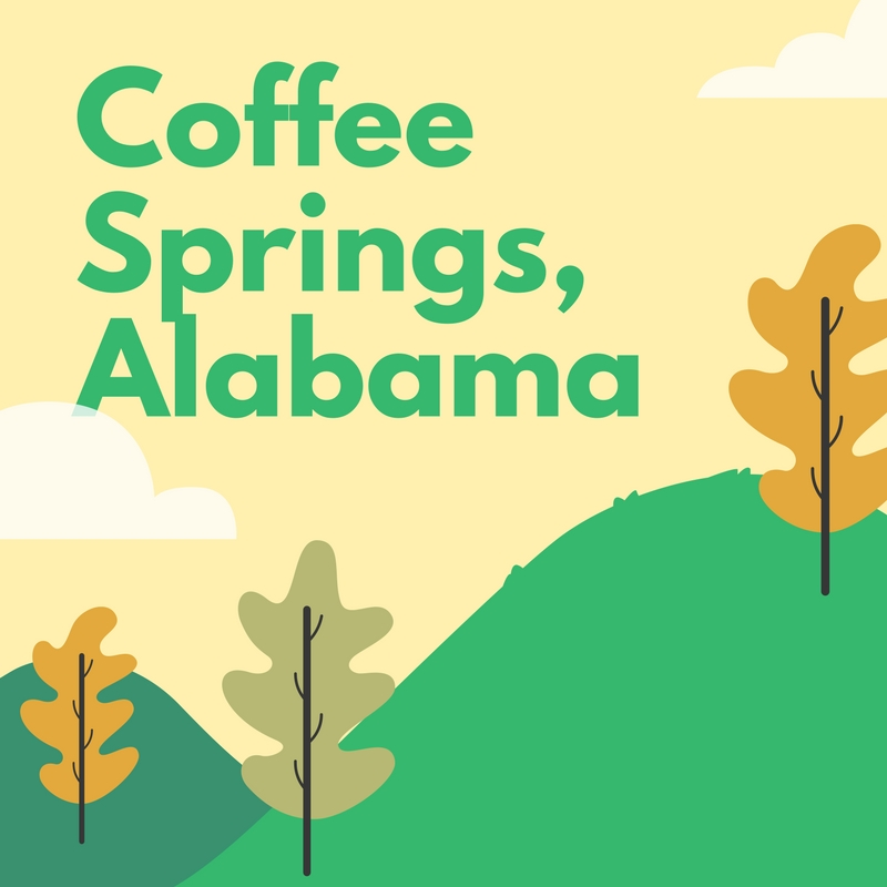 Coffee Springs, Alabama
