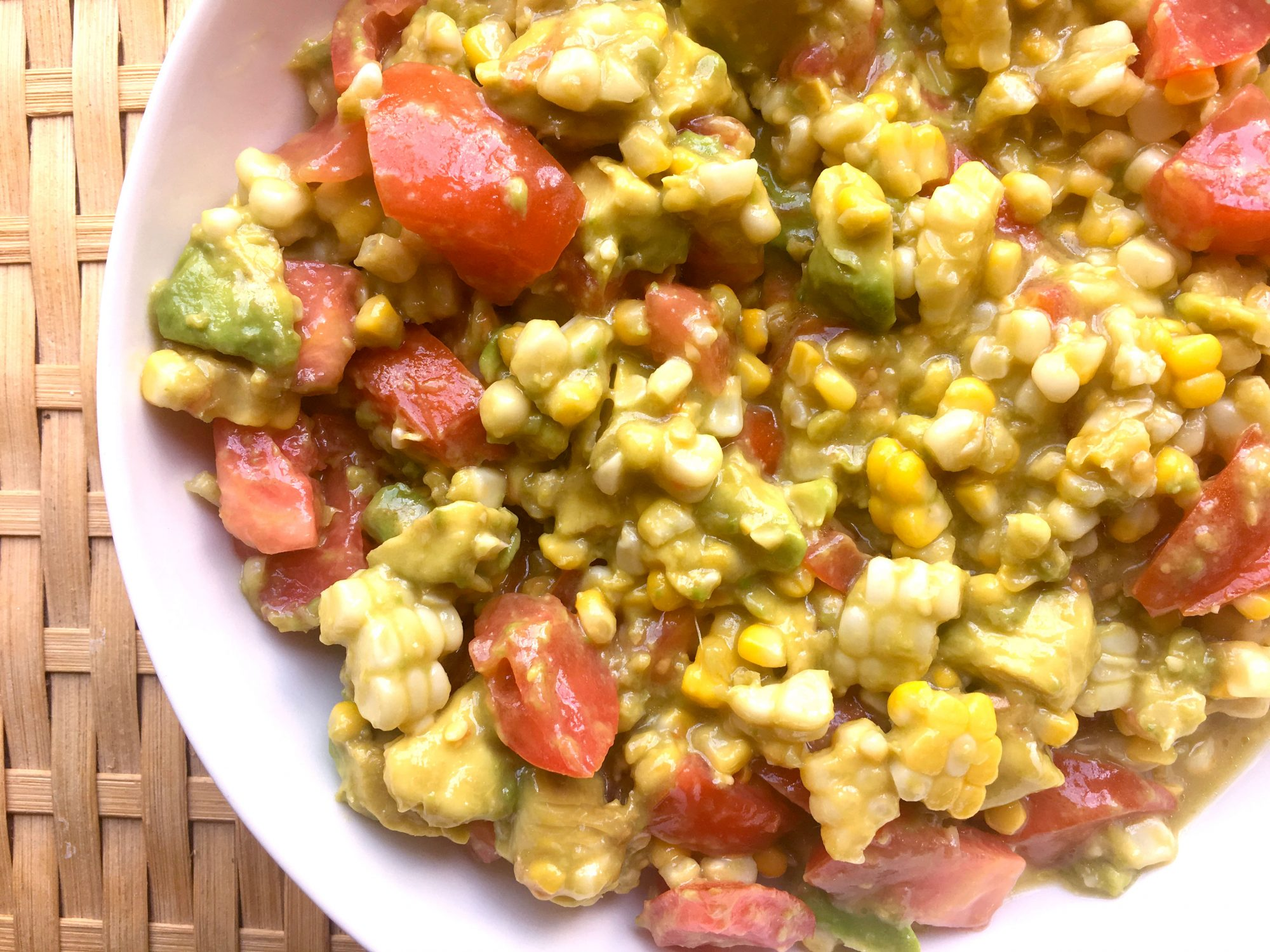 Corn, Tomato, & Avocado Salad with Honey-Lime Dressing Recipe Southern Living