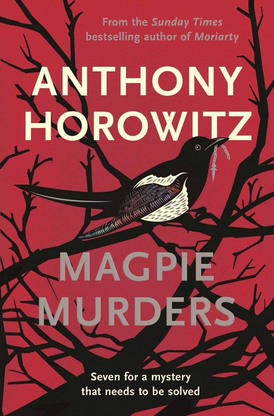 Magpie Murders: A Novel by Anthony Horowitz