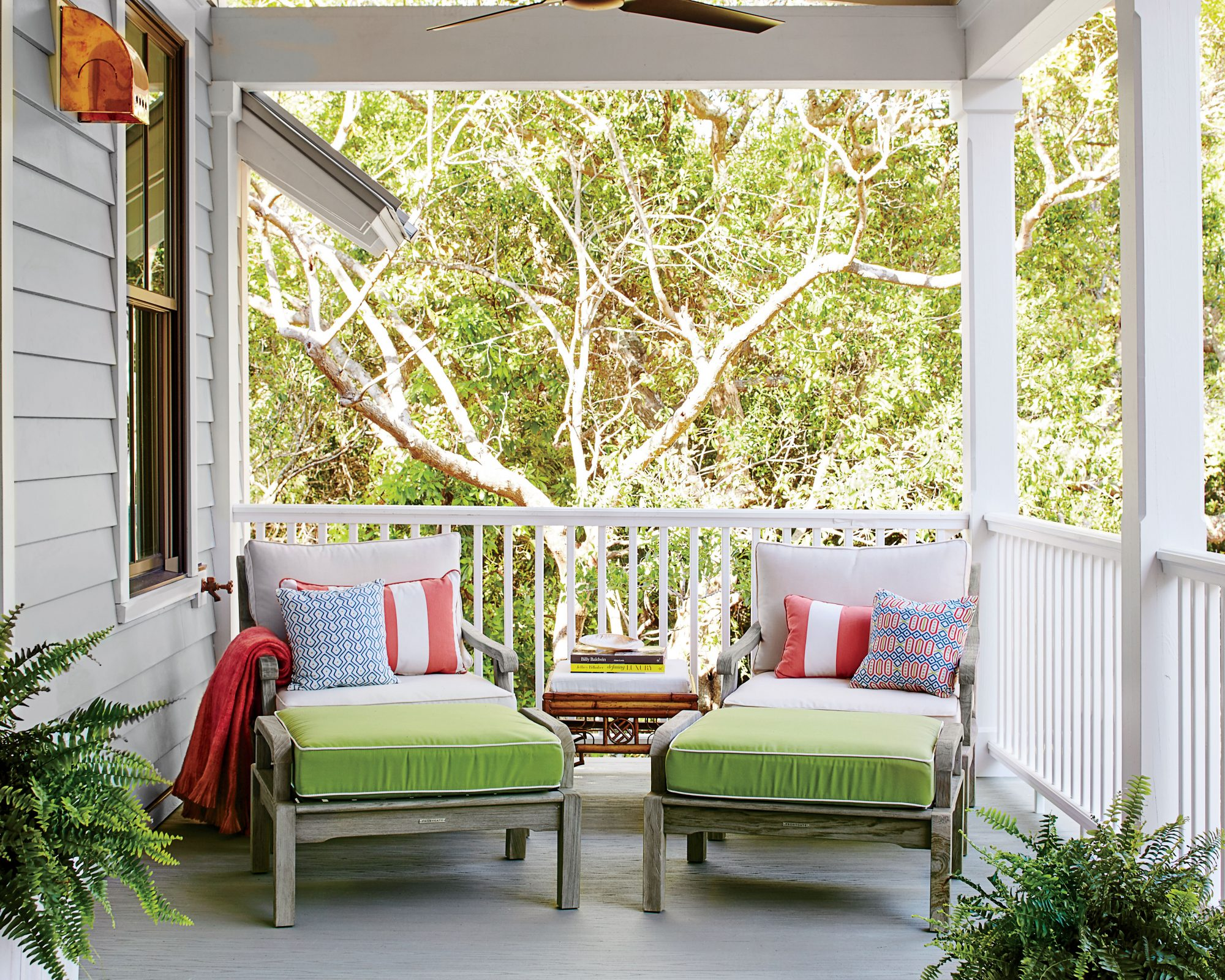 Lounging Porch