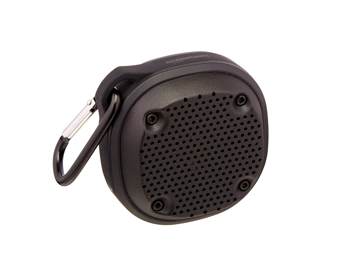Shockproof and Waterproof Bluetooth Wireless Speaker