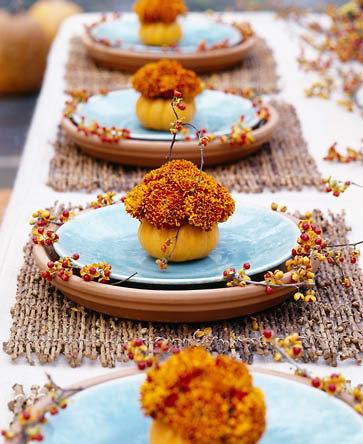Incredible Ways to Decorate with Mums Set The Table