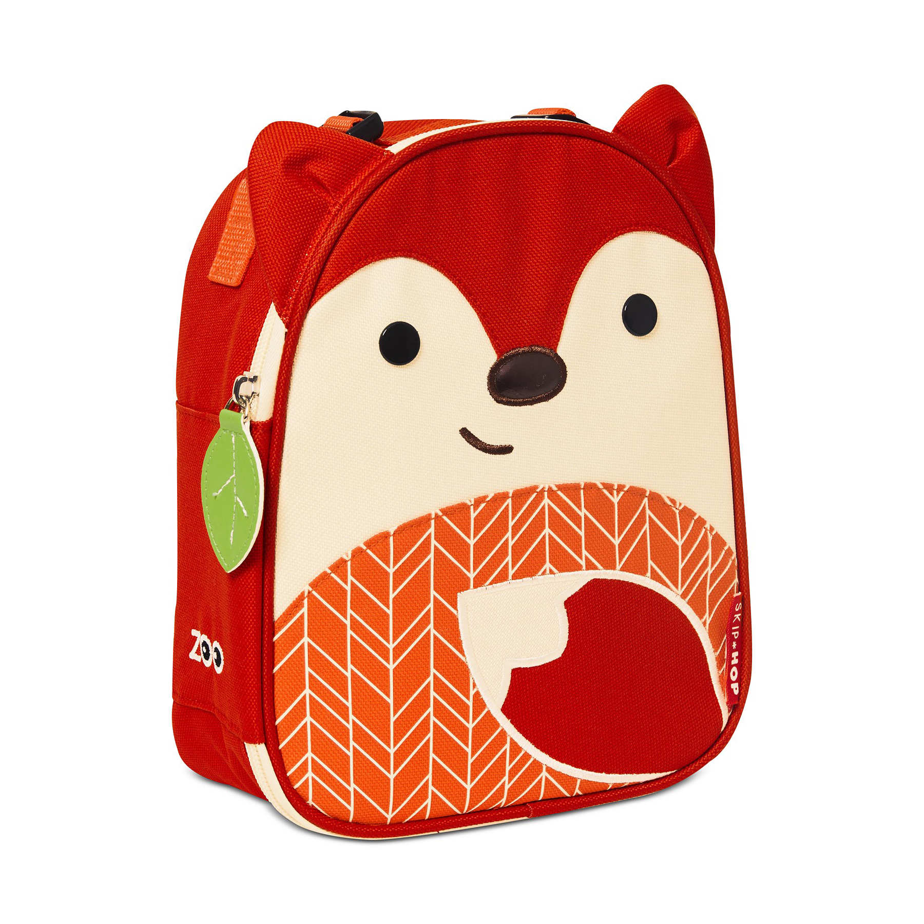 Skip Hop Little Boys & Girls Fox Zoo Lunchie Insulated Lunch Bag