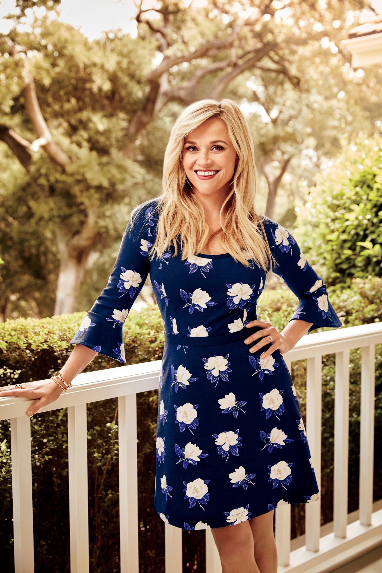 Reese Witherspoon in the Southern Living Dress