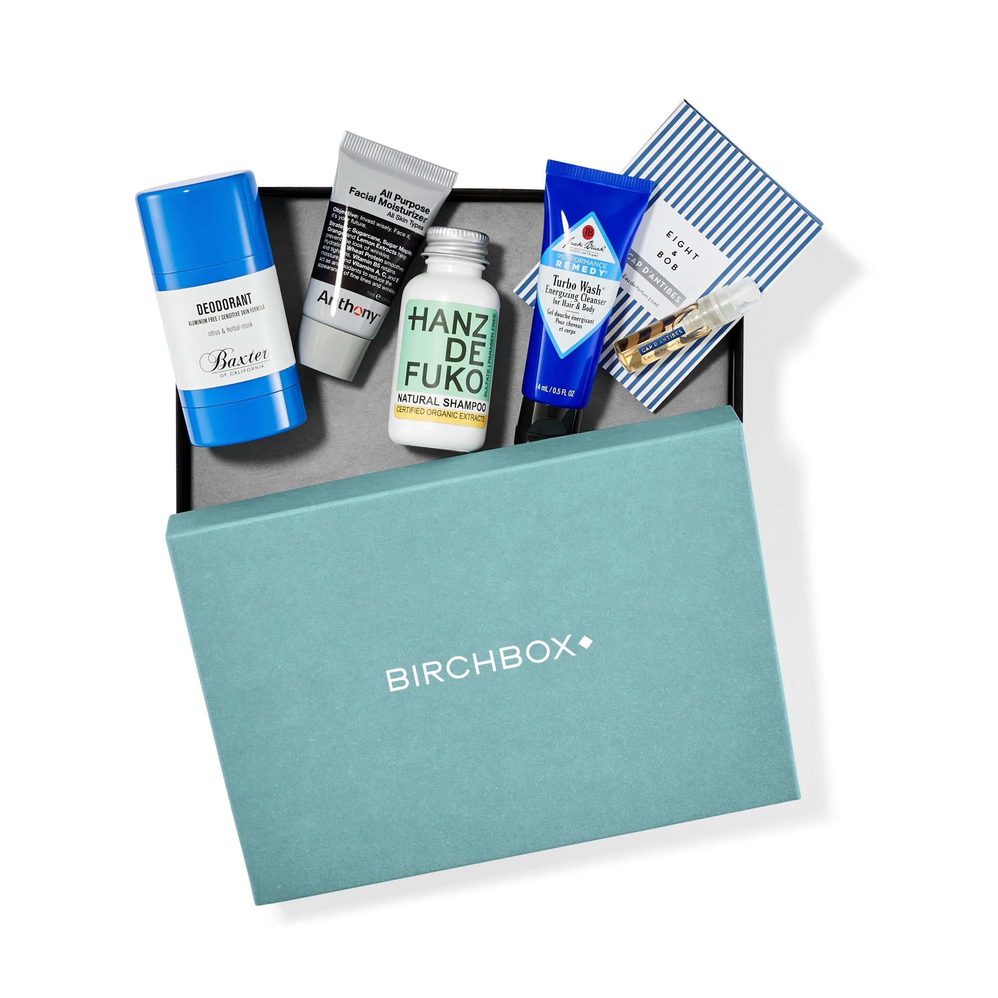 Birchbox Grooming Subscription