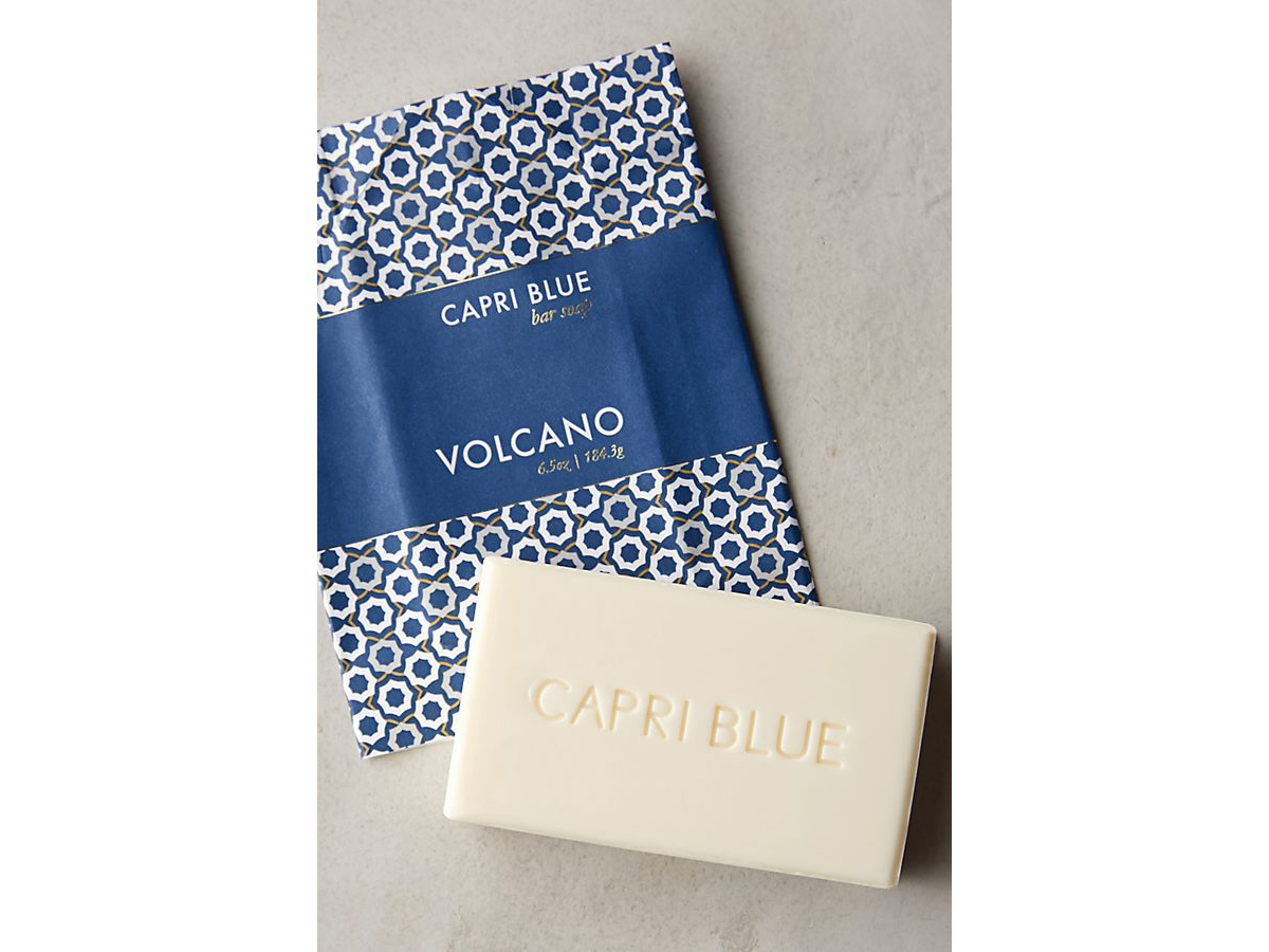 Capri Blue Bar Soap