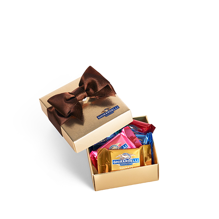 Chocolate Favor Gift Box