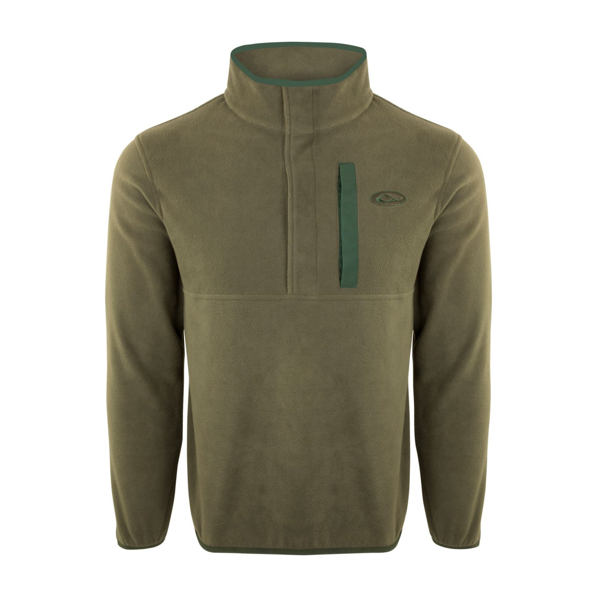 Drake Waterfowl Men's Camp Fleece Pullover 2.0