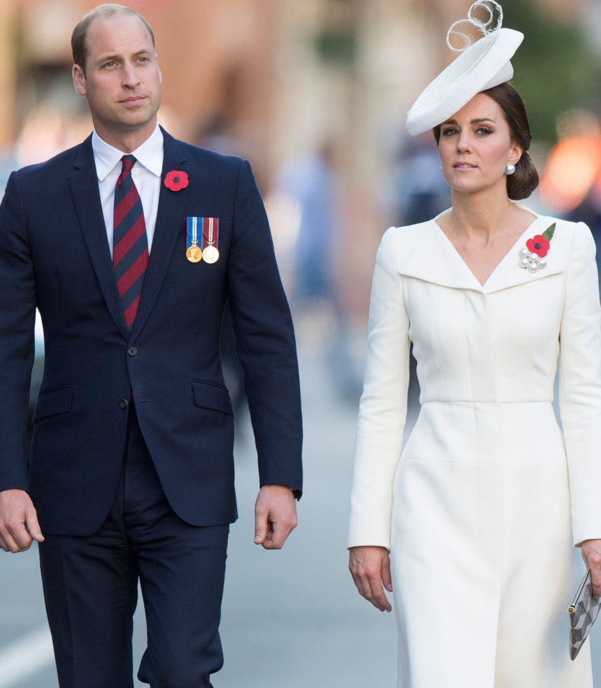 Kate Middleton White Dress