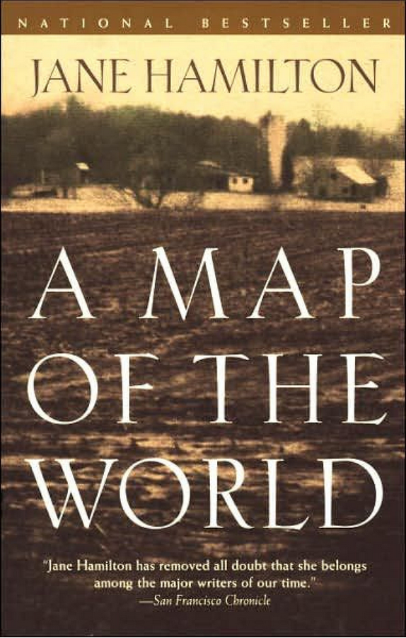 Wisconsin: A Map of the World by Jane Hamilton