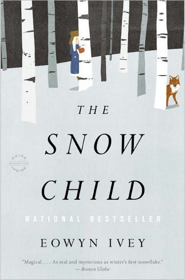 Alaska: The Snow Child by Eowyn Ivey