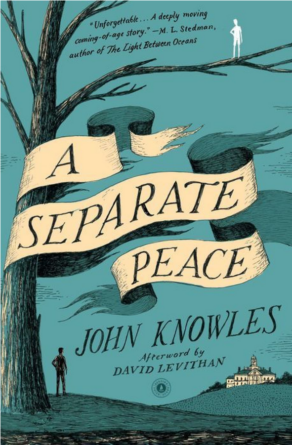 New Hampshire: A Separate Peace by John Knowles