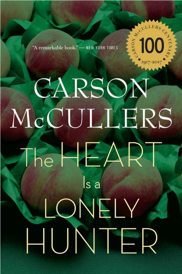 Georgia: The Heart is a Lonely Hunter by Carson McCullers