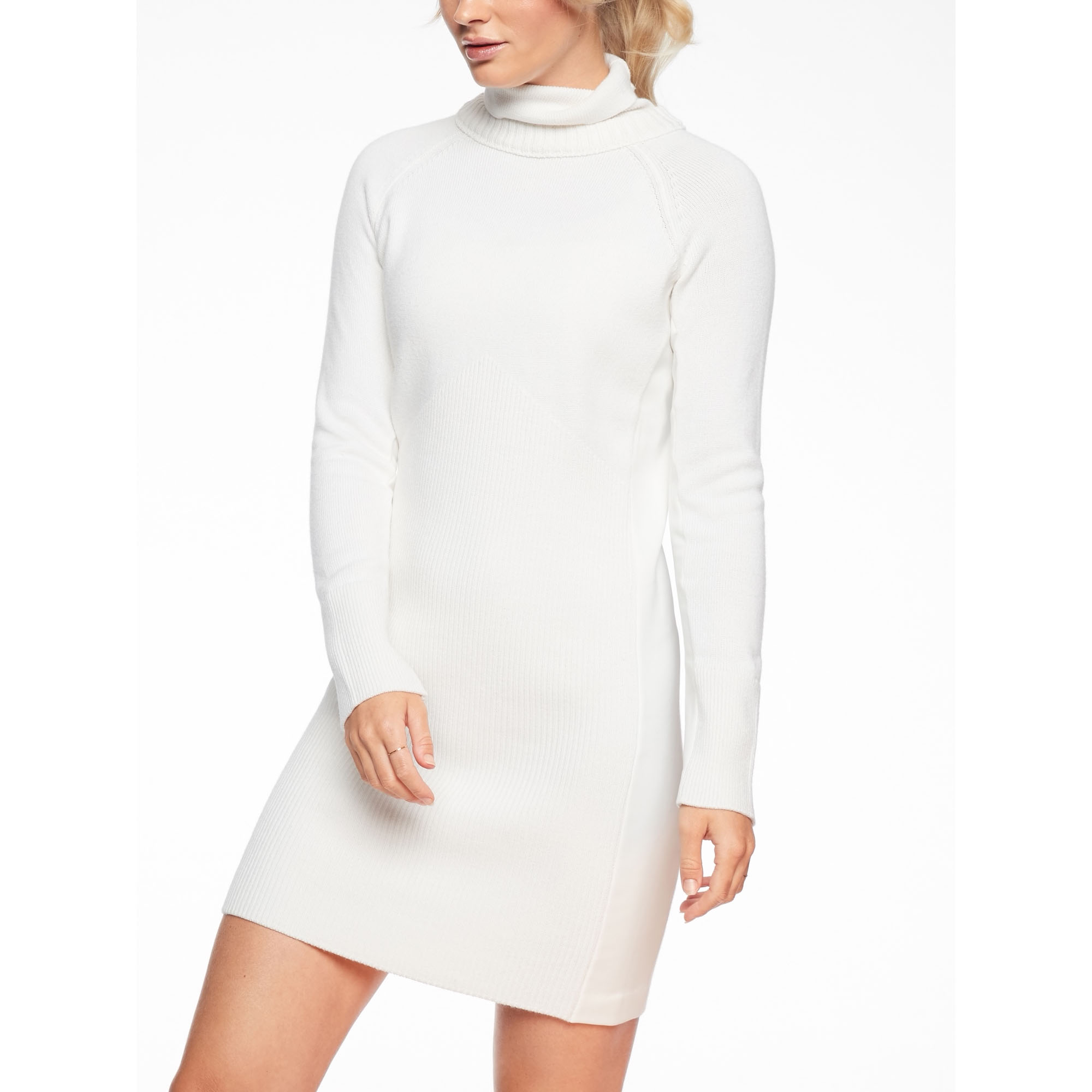 Mesa Hybrid Sweater Dress