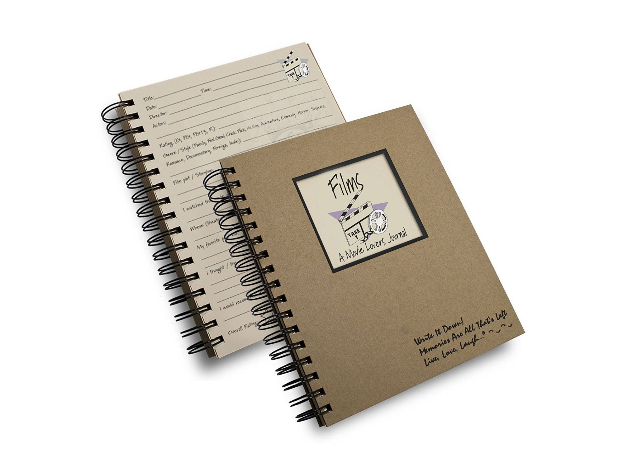 A Movie Lover's Journal