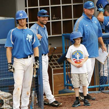 mtsu baseball team and Luke