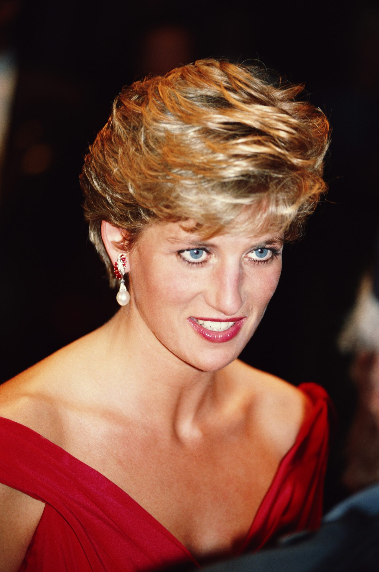 Princess Diana's Eye Makeup
