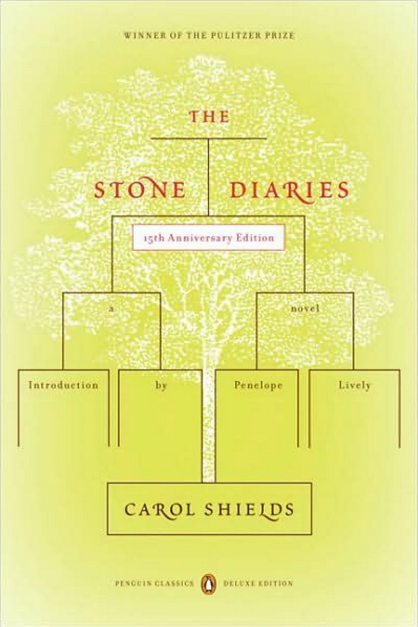 Indiana: The Stone Diaries by Carol Shields