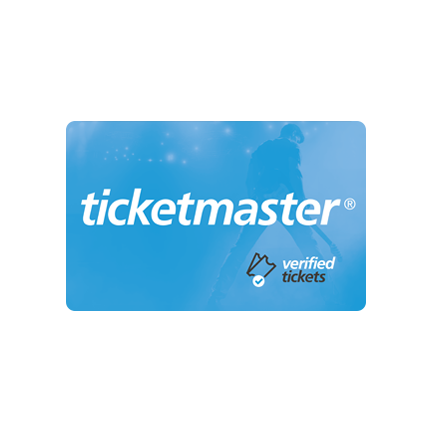 Tickermaster Gift Card