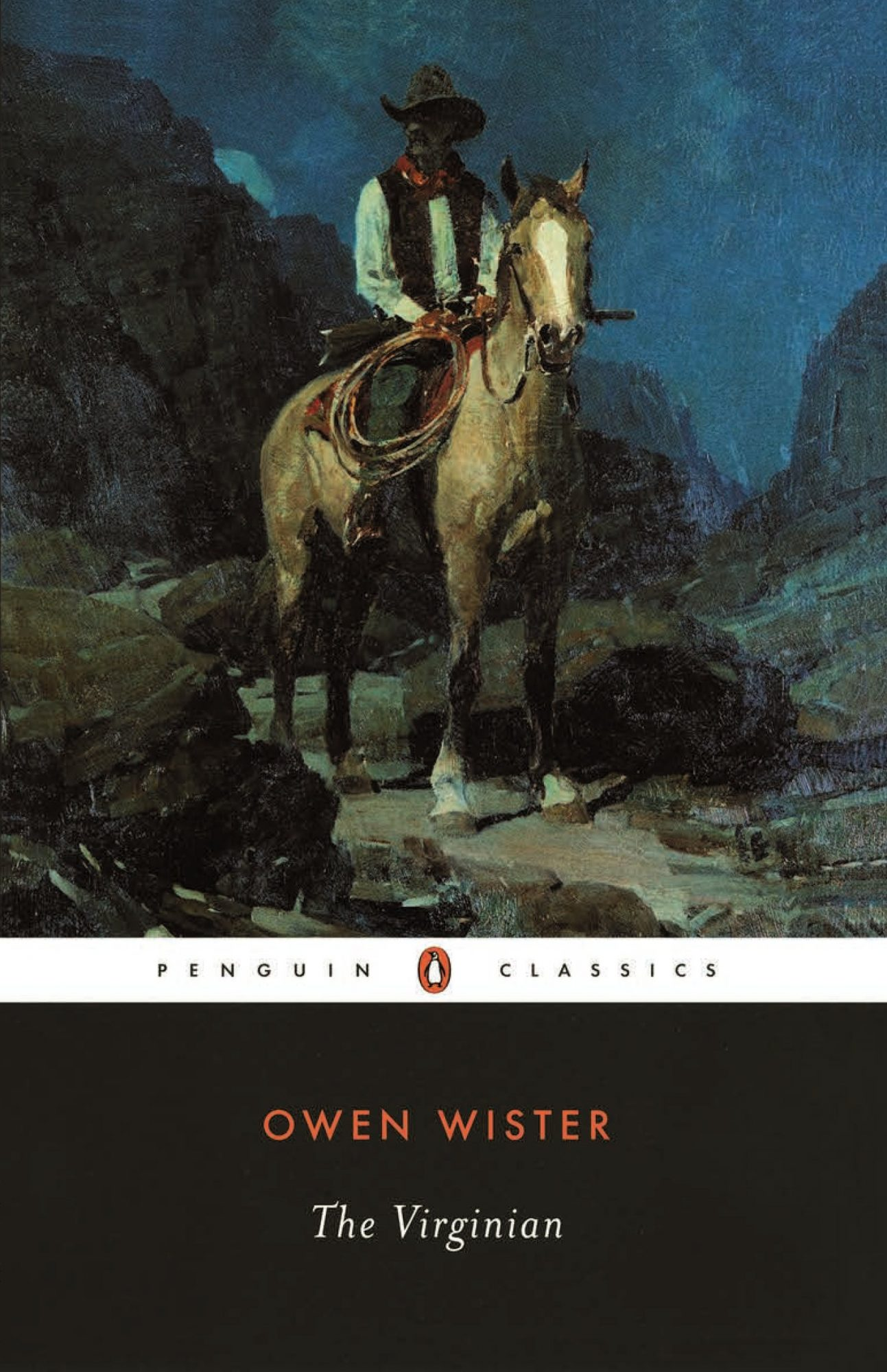 Wyoming: The Virginian by Owen Wister