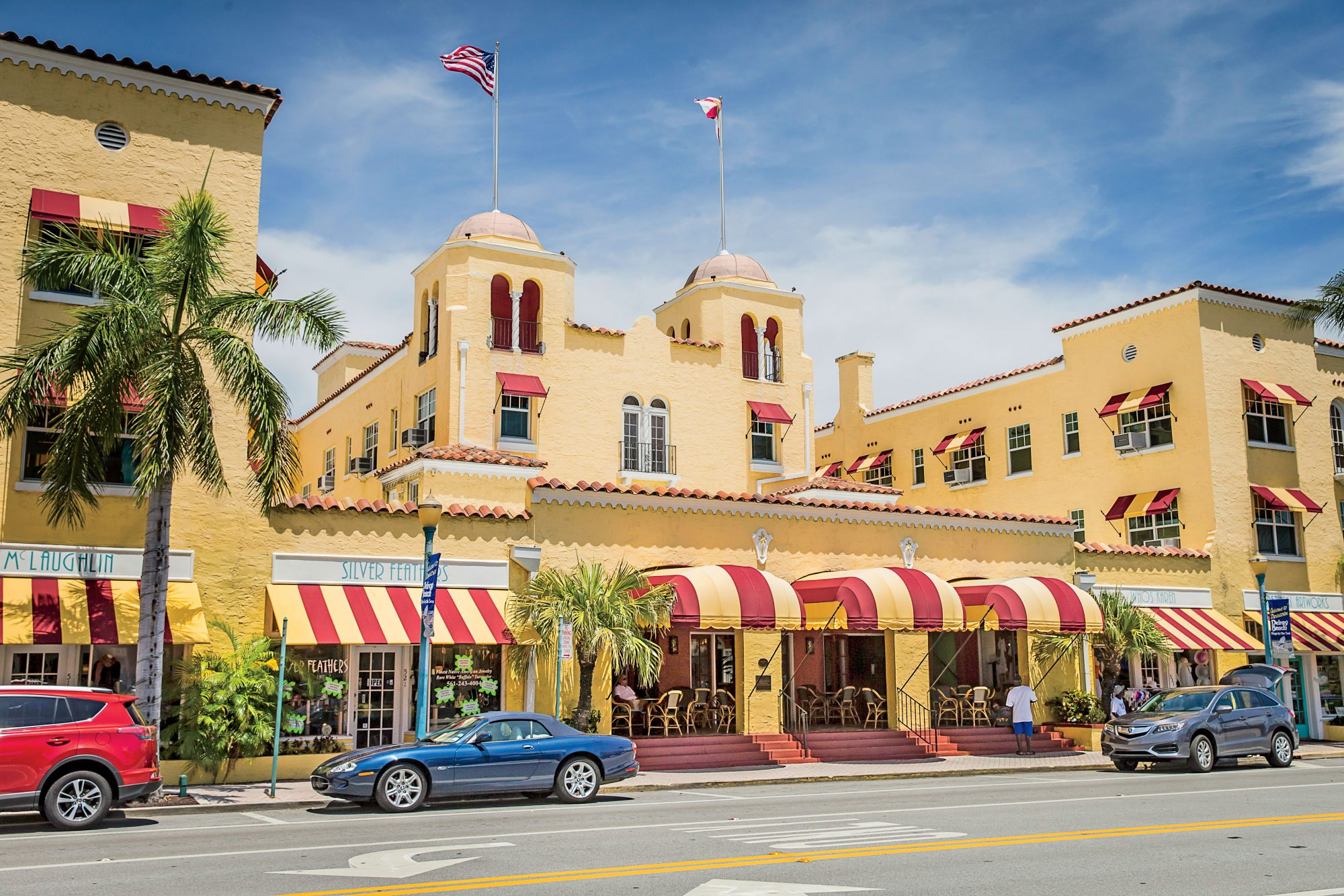 22. Colony Hotel & Cabaña Club (Delray Beach, Florida)
