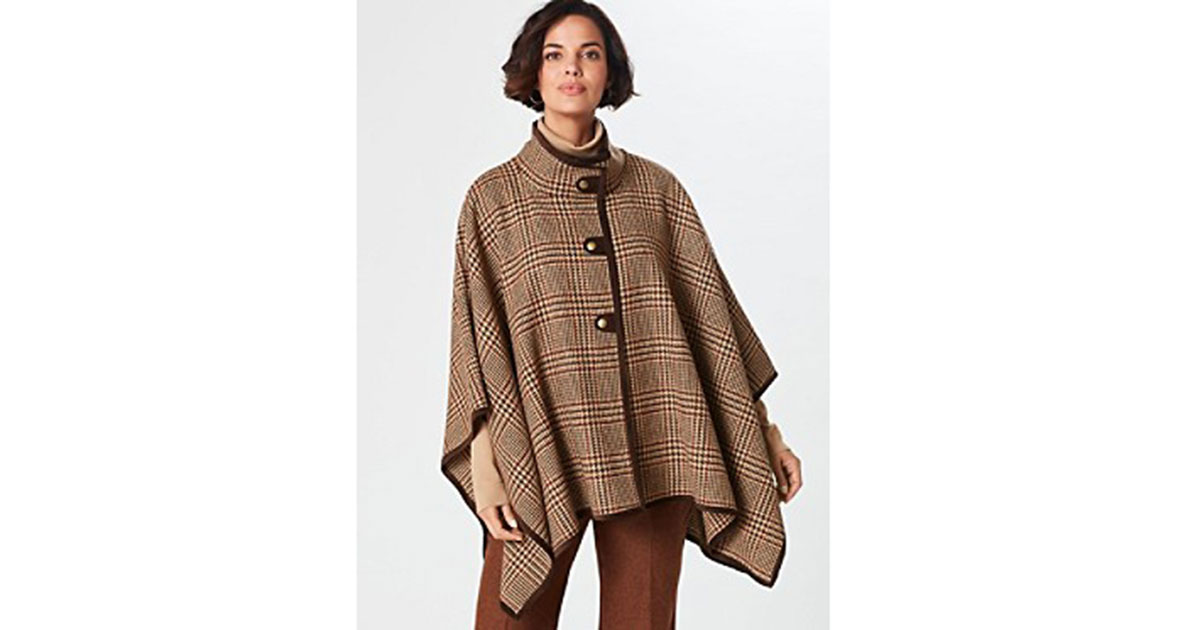 amazon-pendleton-wildwood-wool-cape