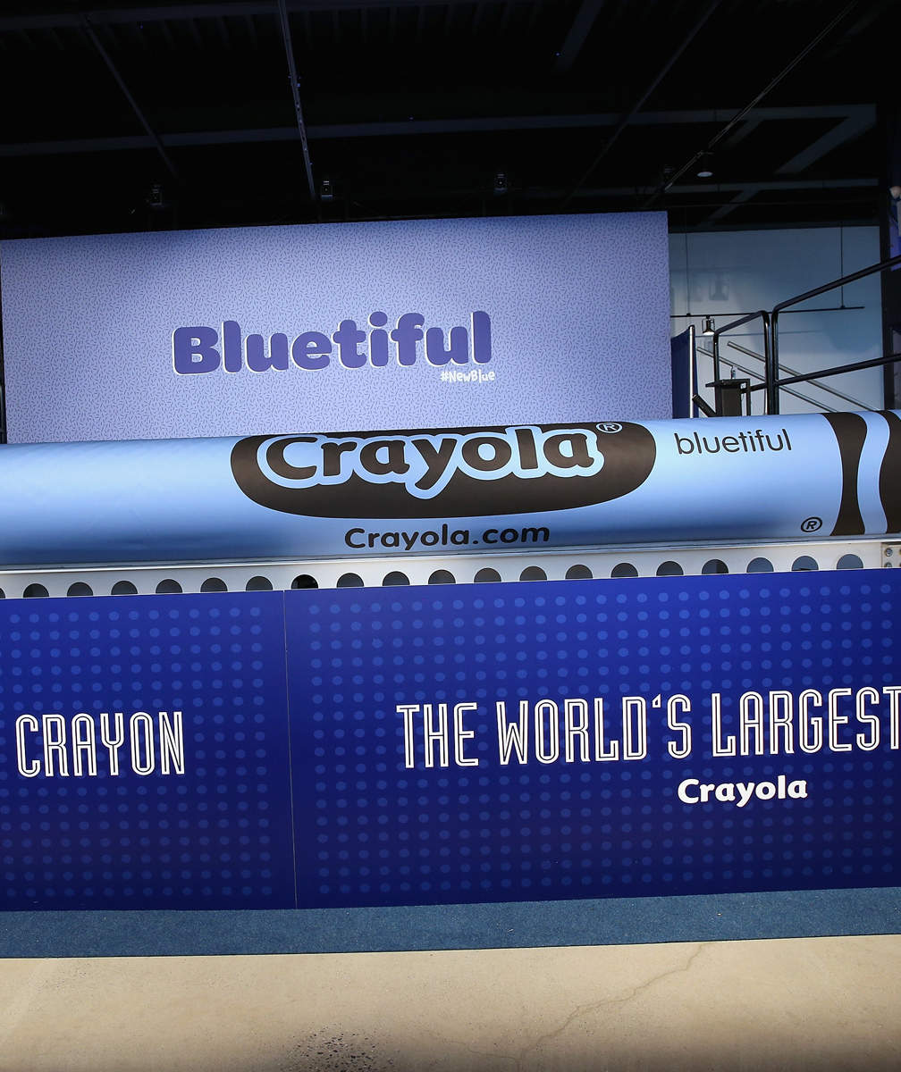 This Is Crayola's Newest Crayon