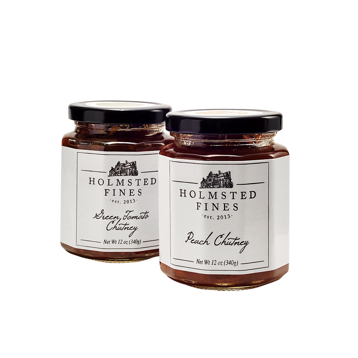 Holmsted Fines Chutney