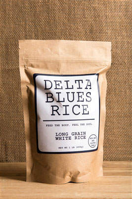 Delta Blues Long Grain White Rice