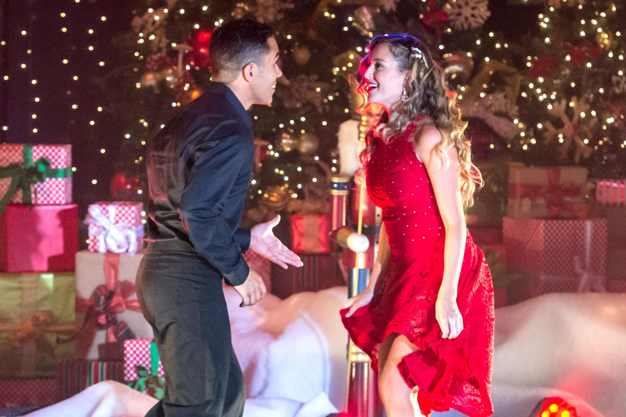 Here's When 21 New Christmas Movies Will Premiere on Hallmark Channel