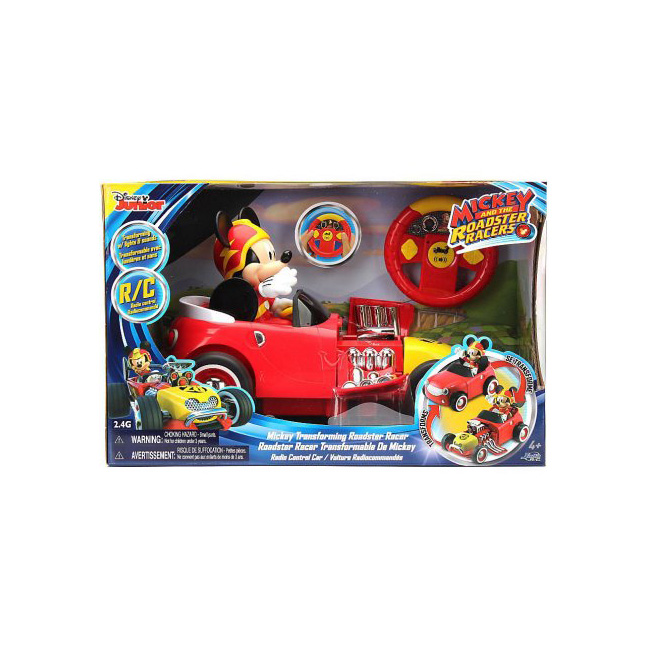 Mickey Transforming Roadster RC