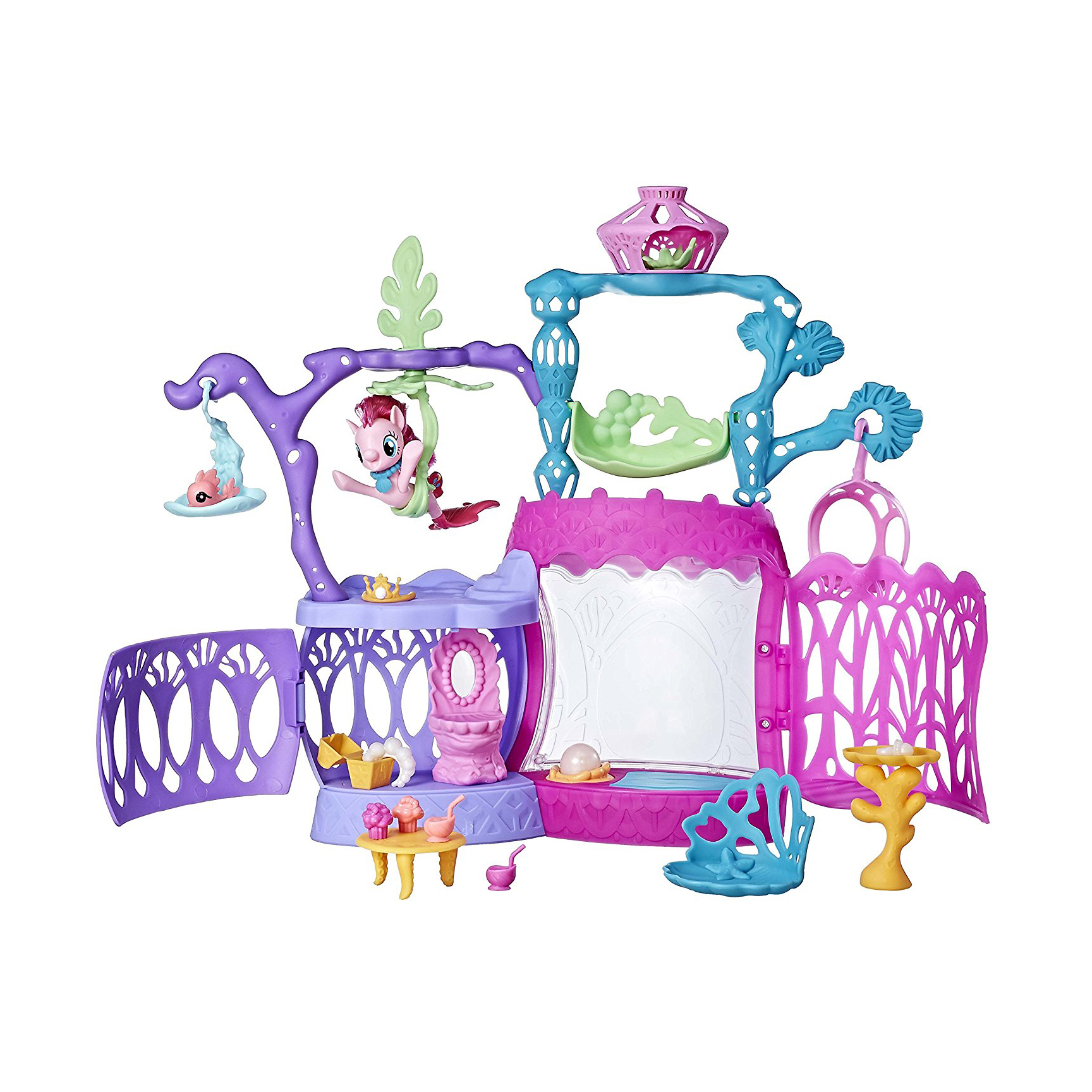 """My Little Pony: The Movie"" Seashell Lagoon Playset"