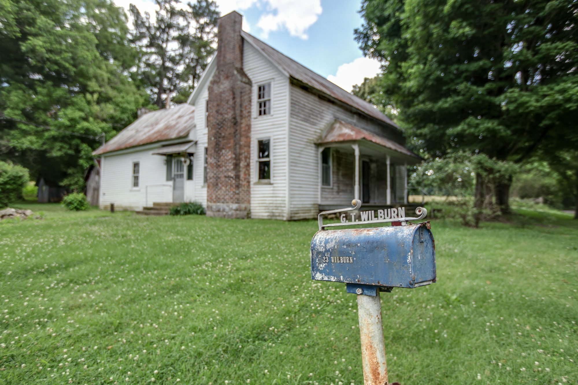 Rental Home Gristmill Property