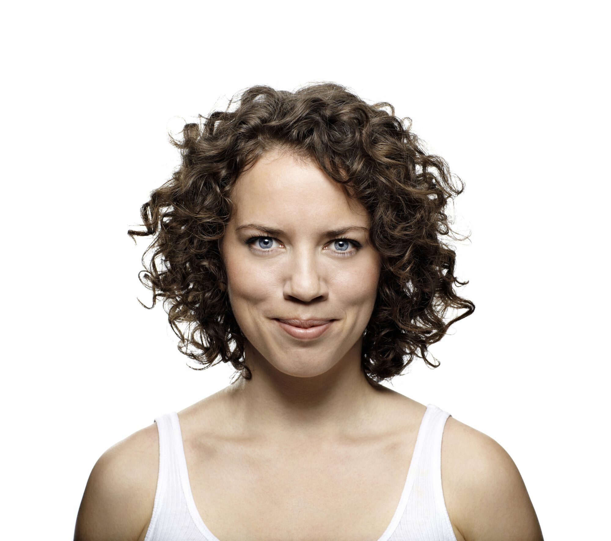 Best Products For Short Curly Hair Southern Living