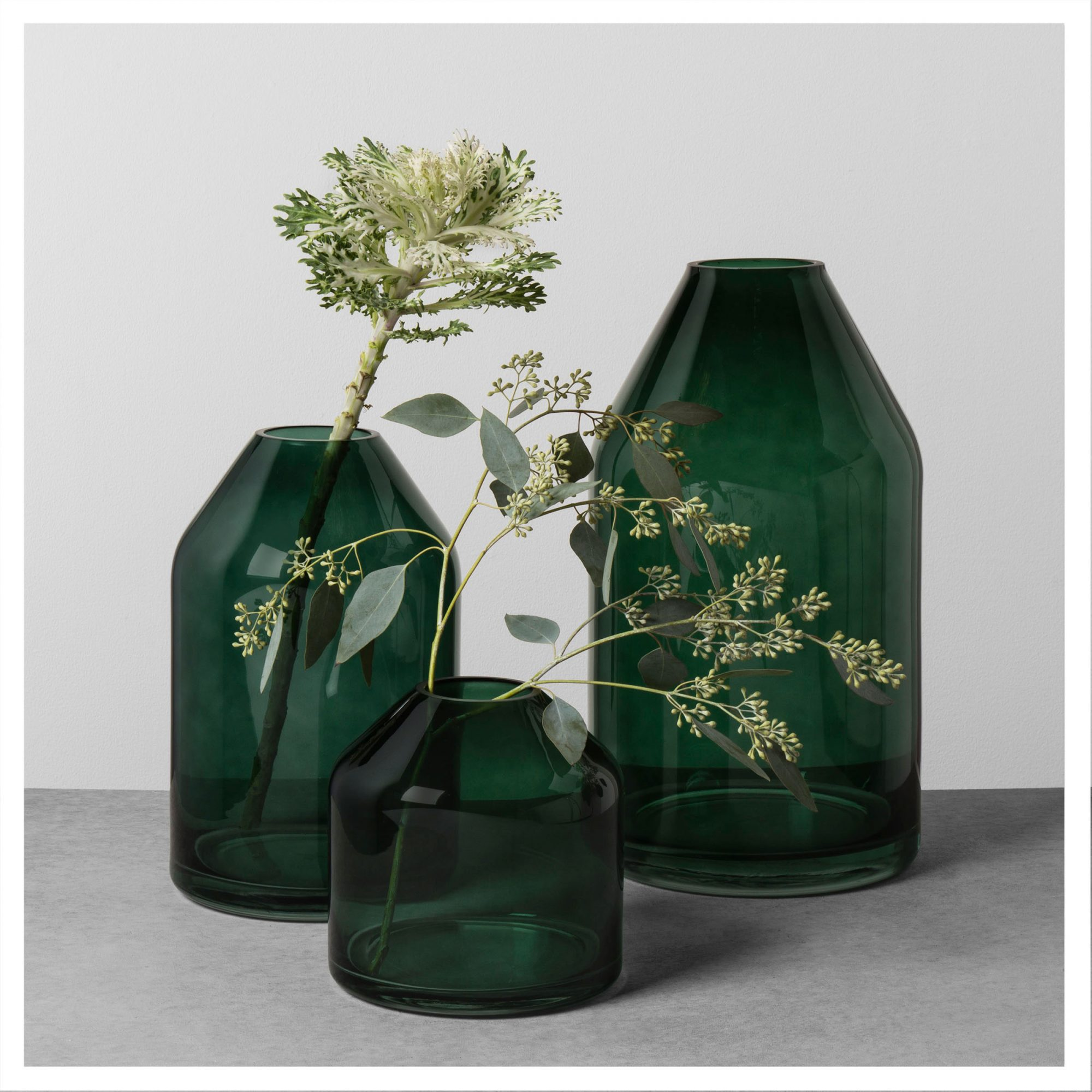 Hearth & Hand with Magnolia Glass Vases