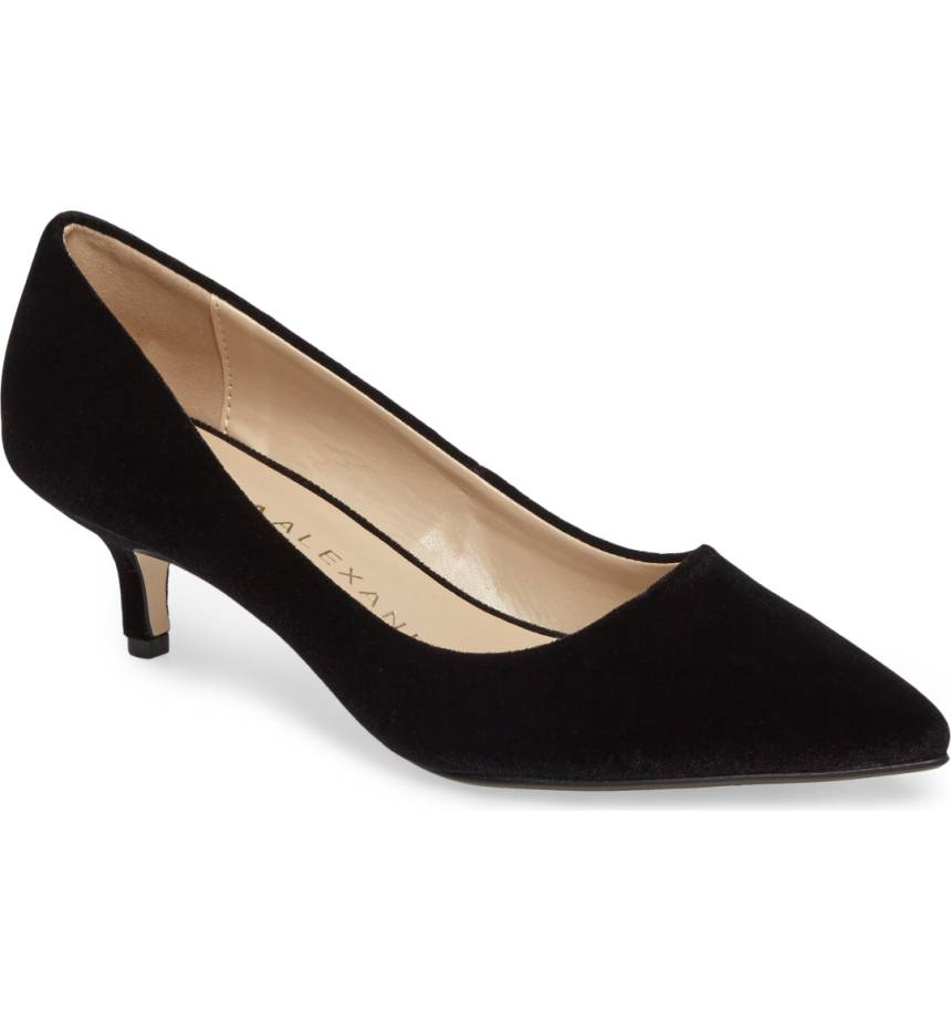 Athena Alexander 'Teague' Pointy Toe Pump