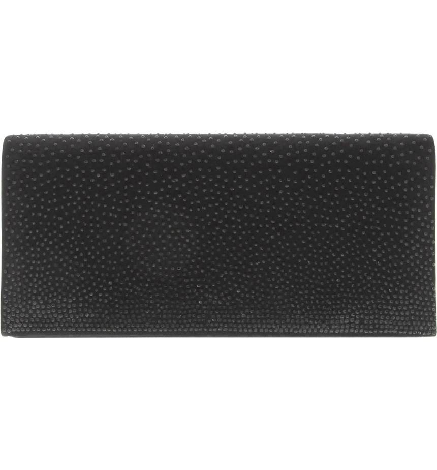 Nina Hot Fix Studded Clutch