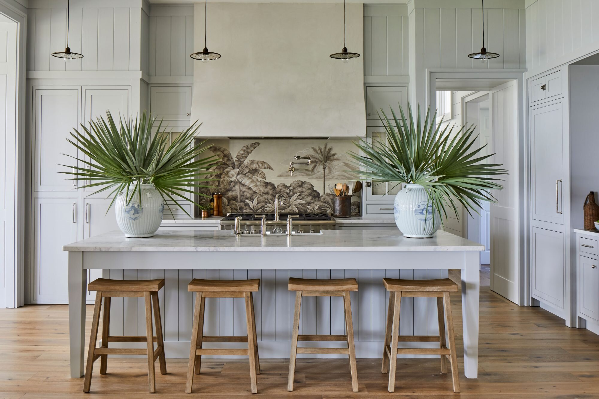 Our 2019 Idea House Is All About Neutral Paint Colors Southern