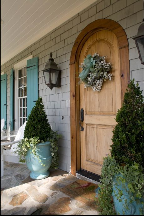 Coordinate with Porch Decor
