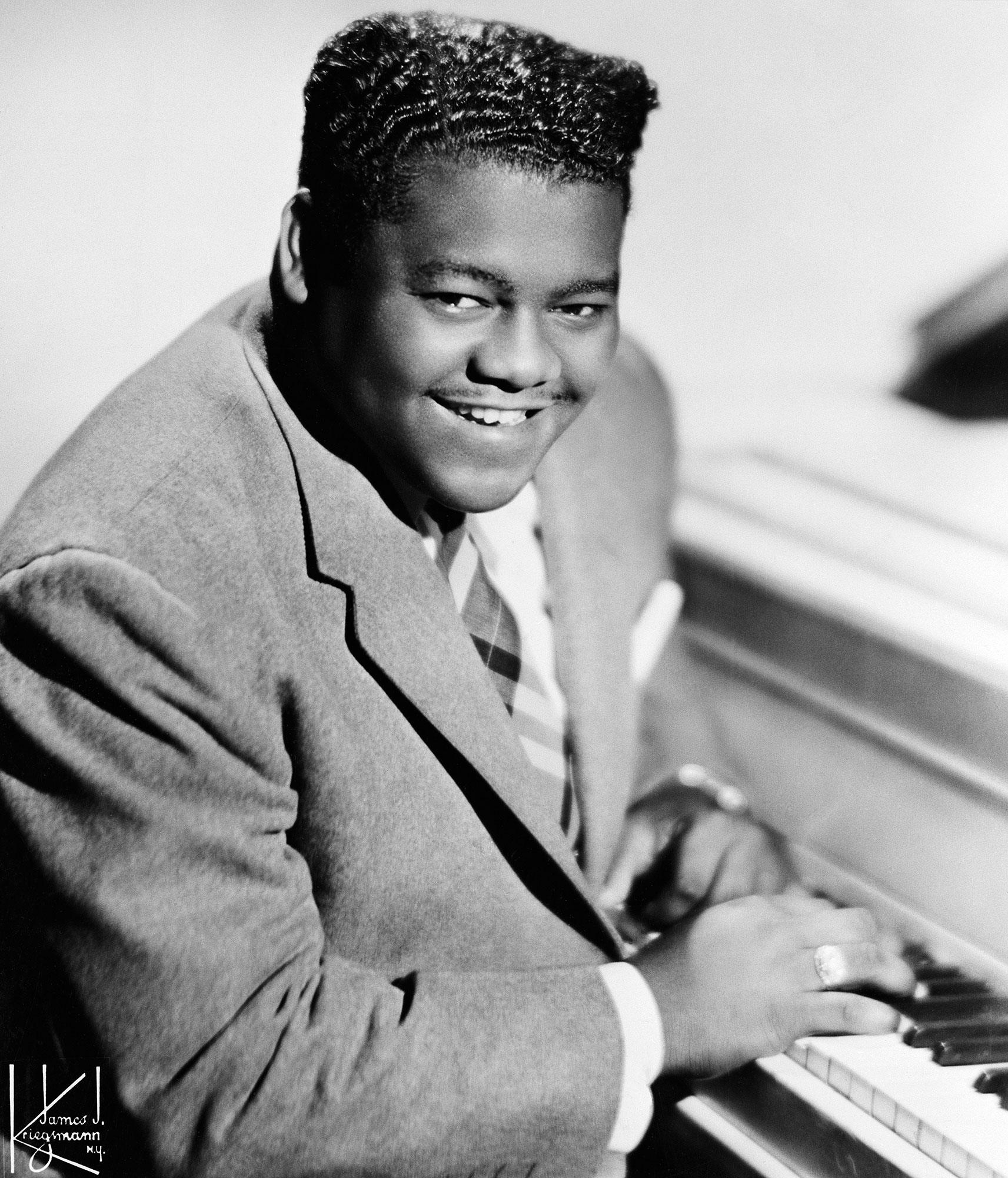 Fats Domino, Rock Pioneer Behind 'Ain't That a Shame' and 'Blueberry Hill,' Dead at 89