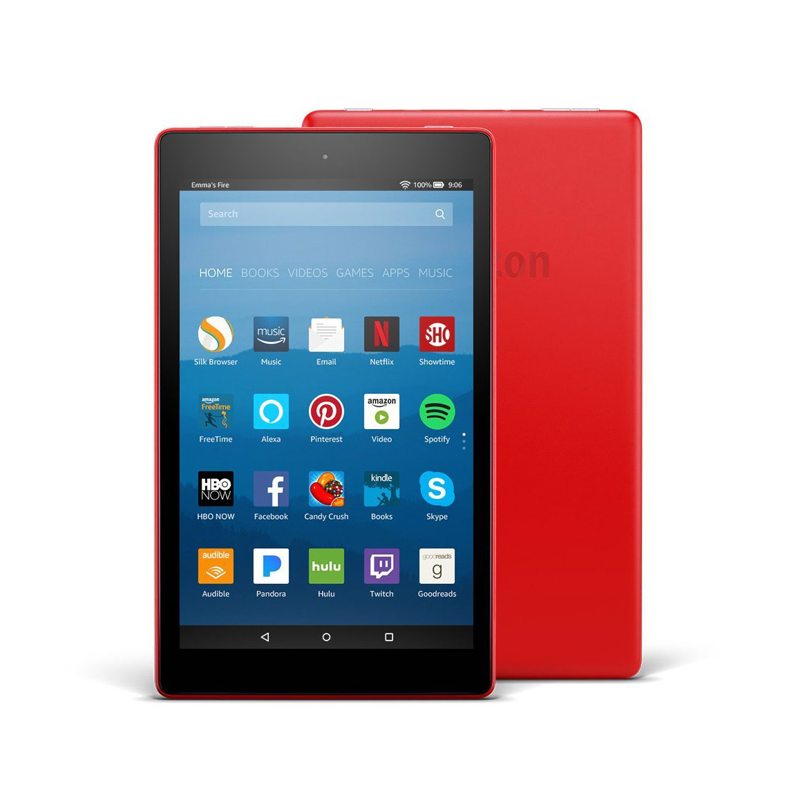 Amazon Fire HD 8 Tablet with Alexa
