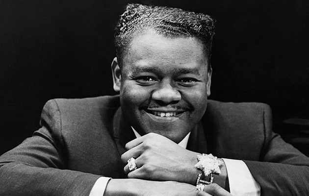 Fats Domino dies aged 89