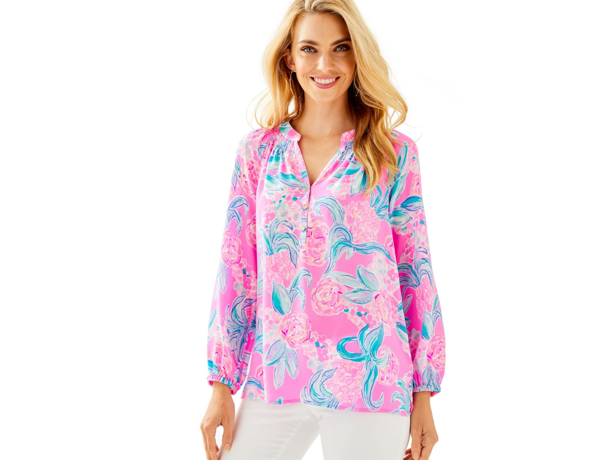Lilly Pulitzer Pinking Positive