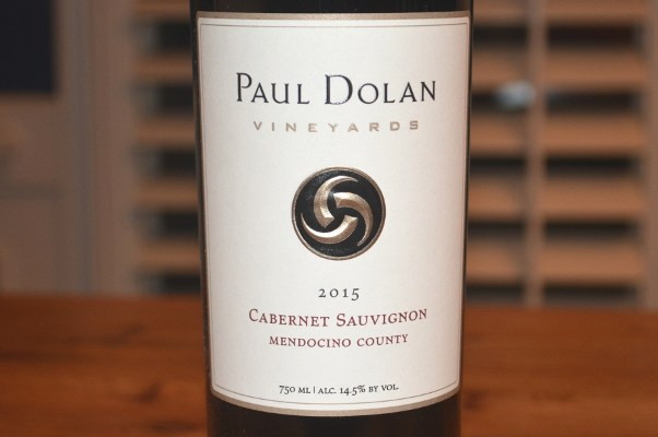 Paul Dolan Vineyards Cabernet Sauvignon