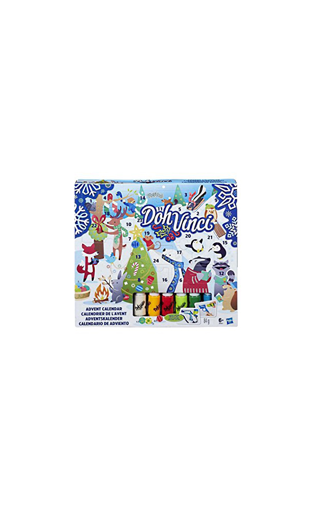 Play-Doh Doh Vinci Advent Calendar